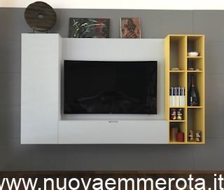 Mobile soggiorno per TV