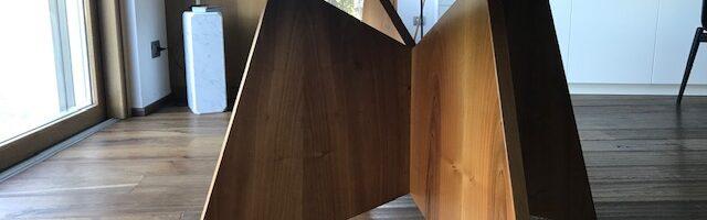 Il tavolo moderno: design su misura